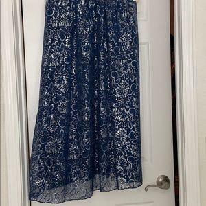 Elegant lularoe skirt